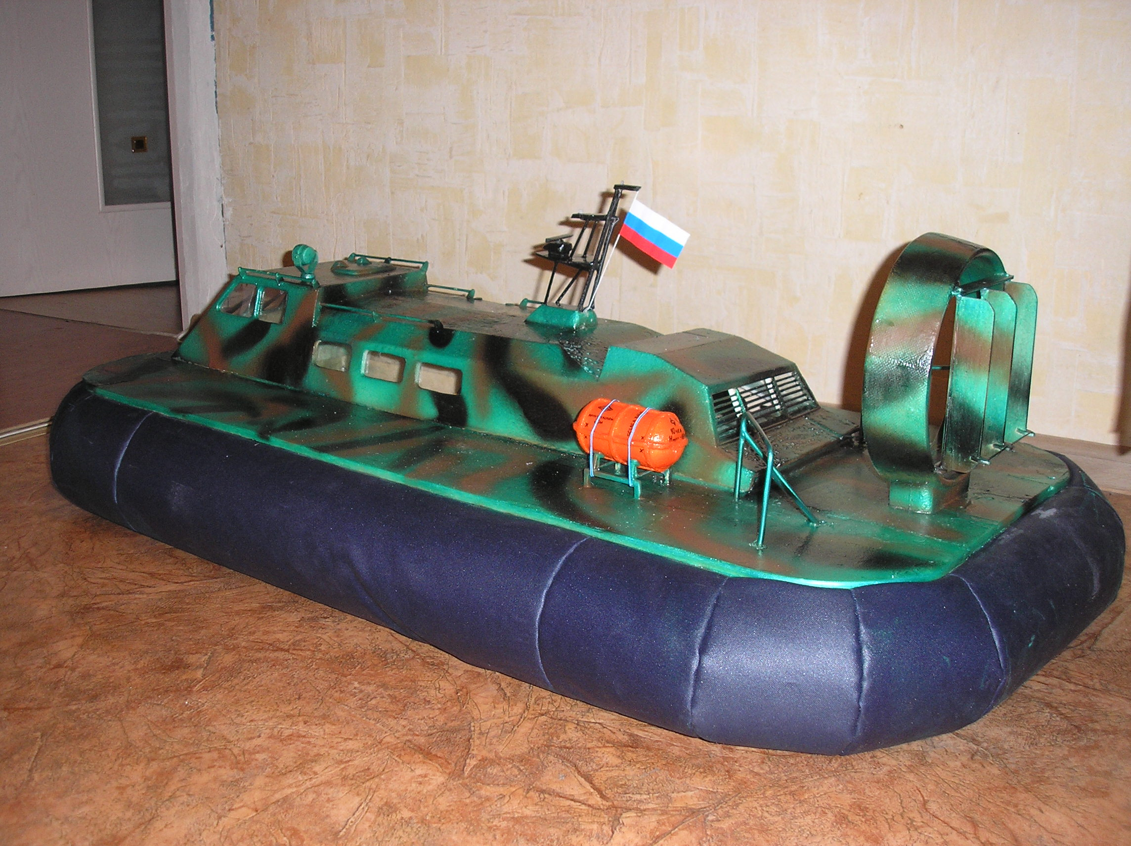 Игрушка на воздушной подушке своими руками 86